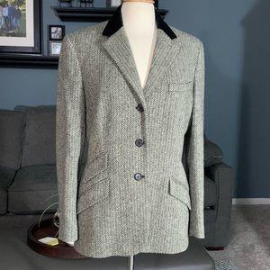 Vintage Ralph Lauren Tweed Blazer